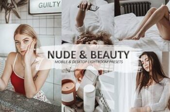 Nude and Beauty Lightroom Presets 5731579 7