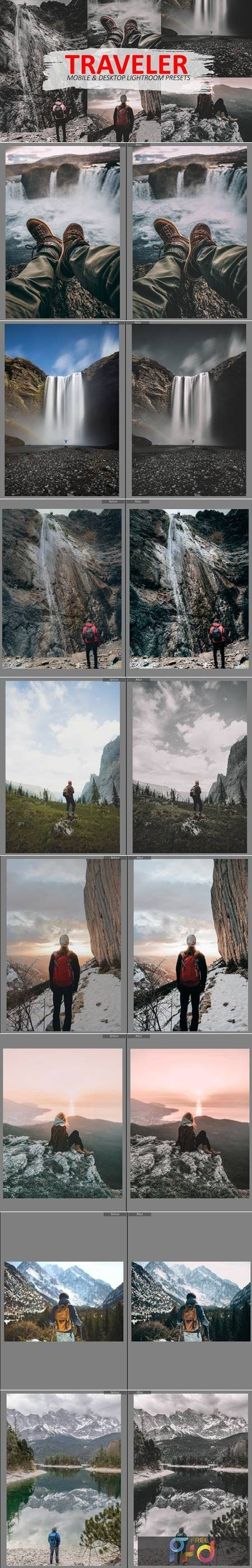 Traveler Lightroom Outdoor Presets 5605790 1