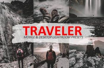 Traveler Lightroom Outdoor Presets 5605790 2