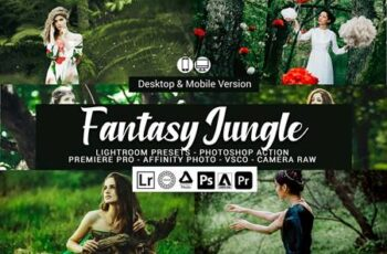 Fantasy Jungle Presets 5689706 5