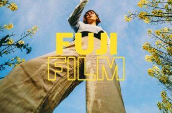 Fujifilm Lightroom Presets XMP-DNG 5736631 4