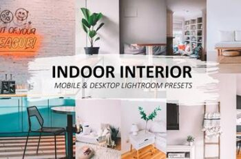Indoor Interior Lightroom Presets 5601558 3