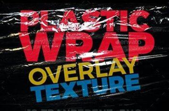 Plastic Wrap Overlay Texture 29714507 13