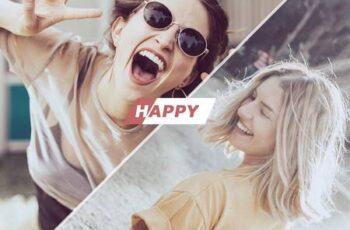 Happy Photoshop Actions 5432723 5