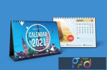 C - Travel Calendar 2021 VGWKFKG 3