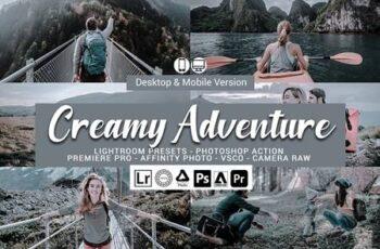 Creamy Adventure Presets 5689521 3