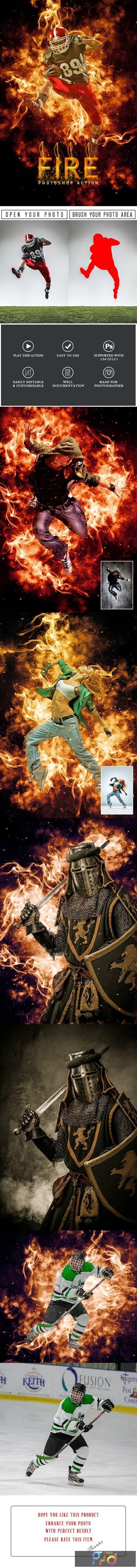 Fire Photoshop Action 29628249 1