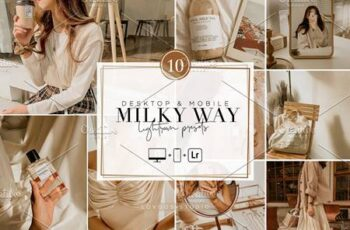 MILKY WAY - Lightroom Presets 5706414 6
