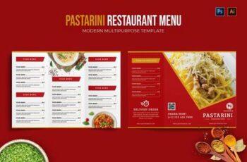 Pastarini - Restaurant Menu 5GJK4RA 14