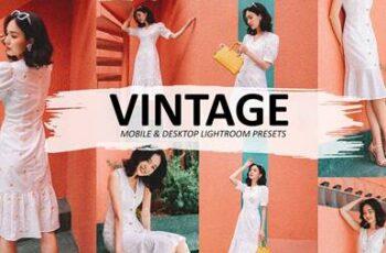 Vintage Preset For Lightroom 5585593 6