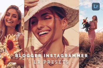 Blogger Instagrammer - Lr Presets 5176874 2