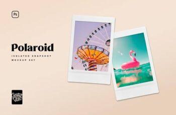Polaroid Snapshot Picture Mock-ups 5029214 5