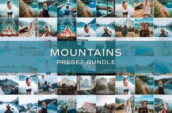 45 Mountain Lightroom Preset Bundle 5701832 6