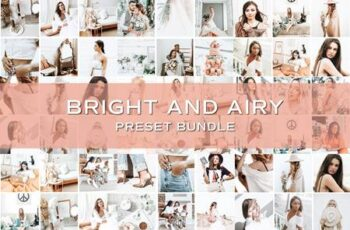 50 Bright Lightroom Preset Bundle 5701804 3