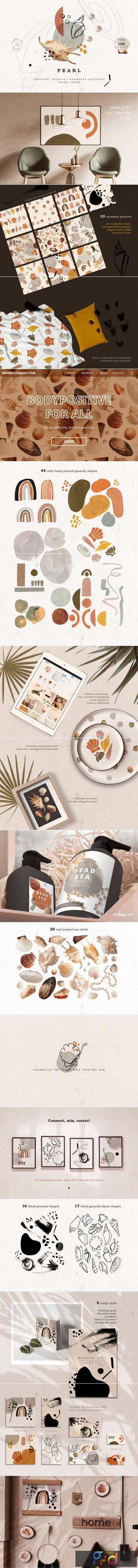 Pearl Graphic Collection 3975699 1