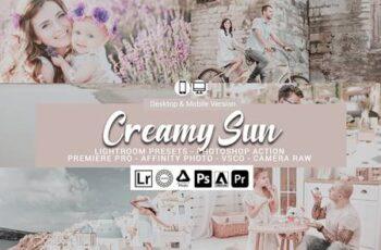 Creamy Sun Presets 5693577 2