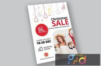 Christmas Sale Flyer 7EXHVLA 13