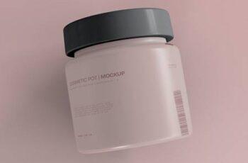 Cosmetic Jar Mockup BZSPJBR 7