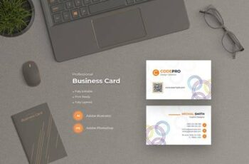 Creative Business Card Template NQQY9EE 3