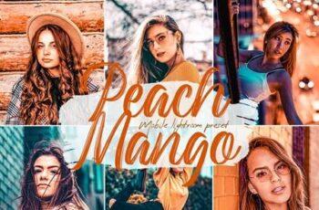 Peach Mango Lightroom Presets 5732900 6