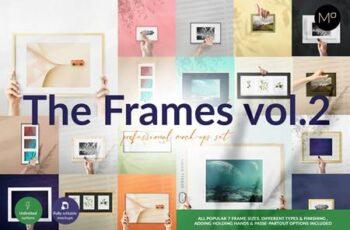 The Frames vol.2 Mock-ups Set 5580371 5