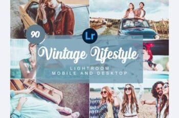 Vintage Lifestyle Mobile PRESETS 7477093 3