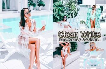 Clean White Lifestyles Photoshop Actions 9AGMRRC 12