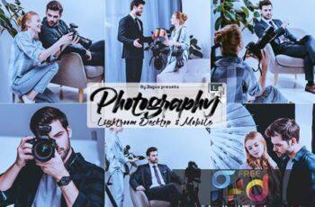 Photography Lightroom Presets Mobile and Desktop 2KM5S7C 4