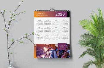 Music Lamp Calendar PWUSV77 4