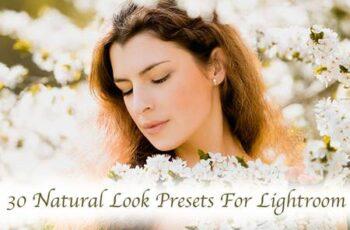 30 Natural Look Presets for Lightroom 5747300 3