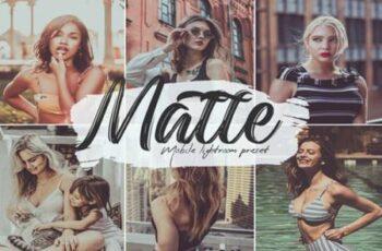 Matte Lightroom Presets 7763772 5