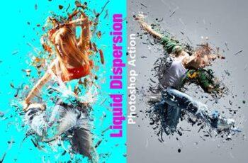 Liquid Dispersion Ps Action 5369559 2