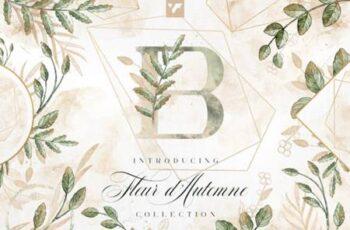 Fleur DAutomne Graphic Collection 7869298 5