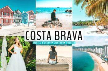 Costa Brava Pro Lightroom Presets 7878059 2