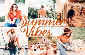 Summer Vibes Lightroom Presets 7882334 7