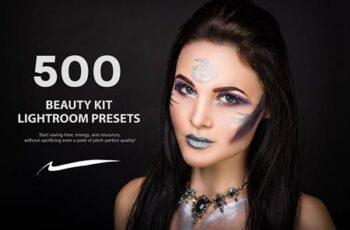 500 Beauty Kit Lightroom Presets 5787001 6
