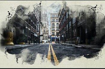 Landscape Watercolor - Photoshop Effect 29914082 12