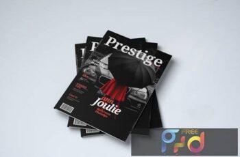 Magazine Mockup 5RSPNXH 2