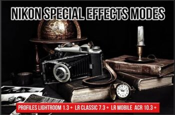 Nikon Special Effects Modes profiles 5726966 3