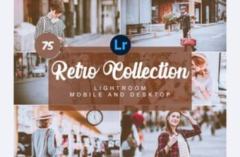 Retro Collection Mobile and Desktop 7467171 7