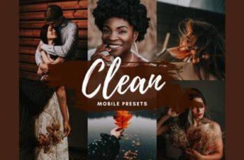 RICH & CLEAN Mobile Lightroom Presets 5712608 15