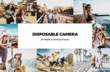 20 Disposable Camera Lightroom Presets 7973152 2
