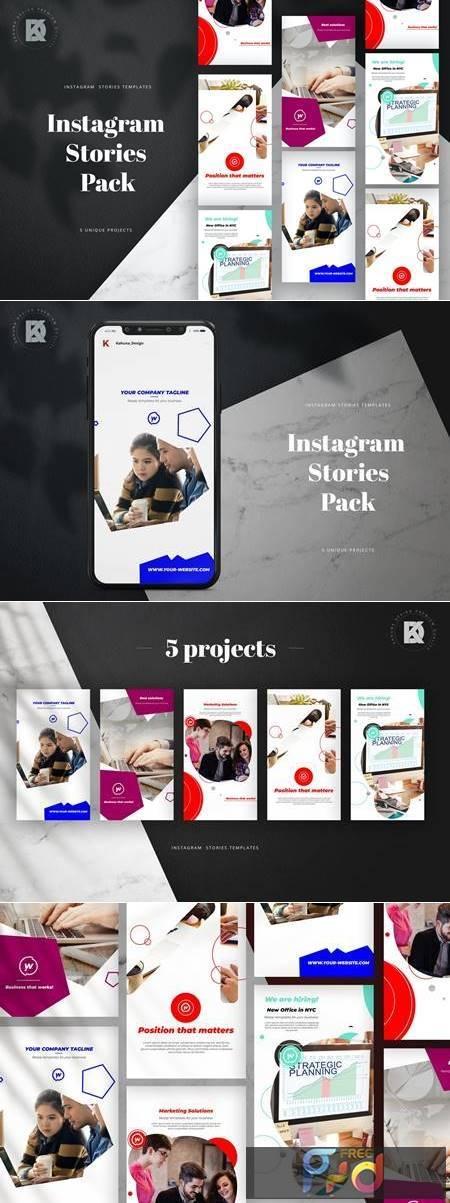 Instagram Marketing Stories 64HEPUN 1
