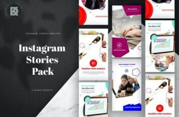 Instagram Marketing Stories 64HEPUN 7