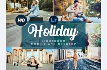 Holiday Mobile and Desktop PRESETS 7448096 2