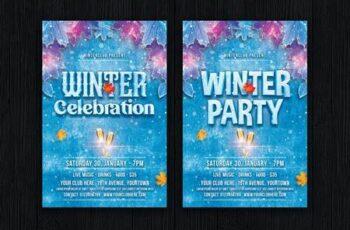 Winter Party - Winter Celebration 3FL88GJ 9