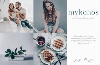 Mykonos Lightroom Preset Pack 5759824 7