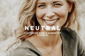 NEUTRAL LIGHTROOM PRESETS 5756364 4