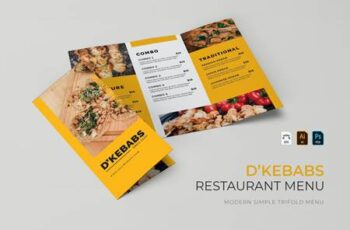 DKebabs - Restaurant Menu 9J75FT3 8
