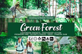 Green Forest Presets 5689709 4